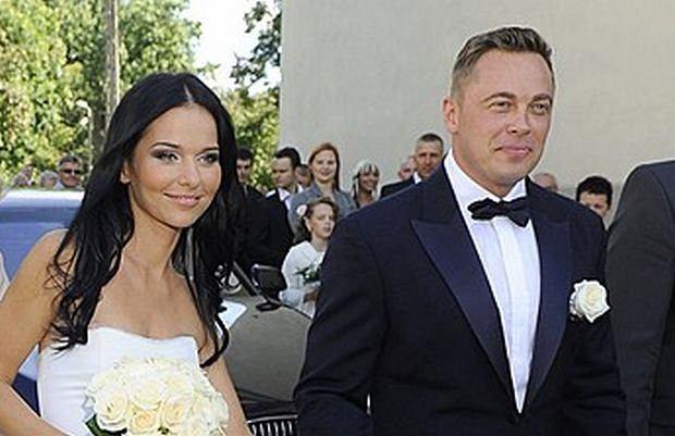 Paulina Sykut i Piotr Jeżyna