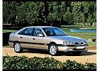 RENAULT Safrane 96-00, rok produkcji 1996, coupe, widok przedni prawy, samoch�d 5-drzwiowy