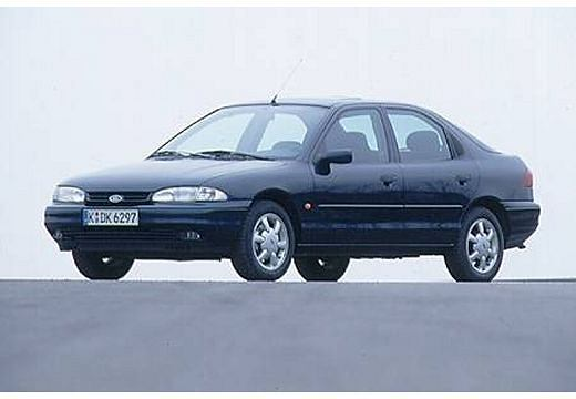 FORD Mondeo Hatchback 93-96 1993 coupe