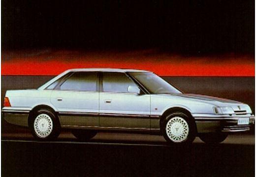 ROVER 800 Saloon 86-92, rok produkcji 1988, sedan, widok przedni prawy, samochód 4-drzwiowy, kolor silver grey