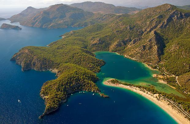Riwiera Turecka - najpi�kniejsze miejsca