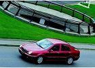 LANCIA Lybra 99-05 1999 sedan przedni lewy - Zdj�cia