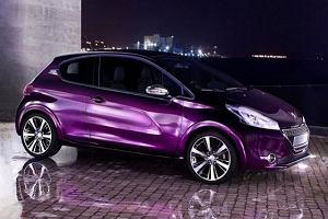 Salon Genewa 2012 | Peugeot 208 XY Concept