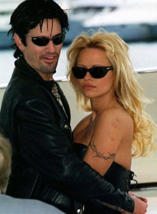 Pamela Anderson & Tommy Lee - Pornhub Deutsch