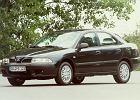 MITSUBISHI Carisma Hatchback 99-05, rok produkcji 2000, coupe, widok przedni prawy, samoch�d 5-drzwiowy, kolor czarny