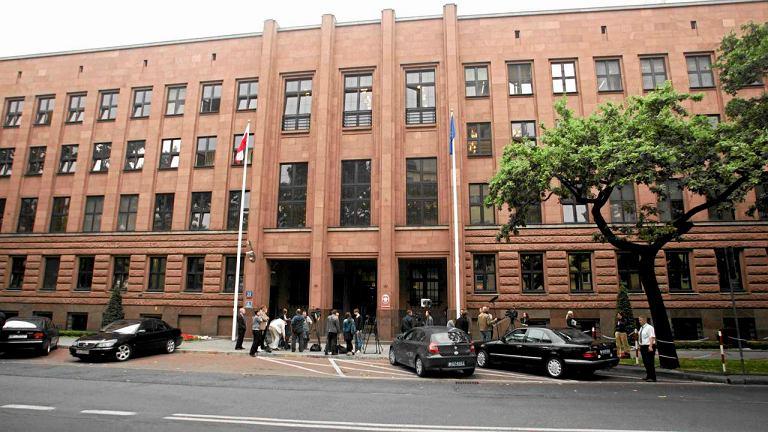 Siedziba Ministerstwa Spraw Zagranicznych