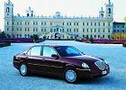 LANCIA Thesis 02-08, rok produkcji 2002, sedan, widok przedni prawy, samoch�d 4-drzwiowy, kolor bordeaux (czerwony ciemny)