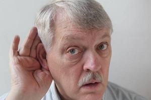 Głuchota starcza