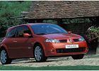 RENAULT Megane II Hatchback 02-06 2004 coupe przedni prawy - Zdj�cia