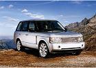 LAND ROVER Range Rover 04-09, rok produkcji 2005, kombi, widok przedni prawy, samoch�d 5-drzwiowy, kolor silver grey