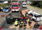 Pijany kierowca już siedzi: w wypadku zabił człowieka