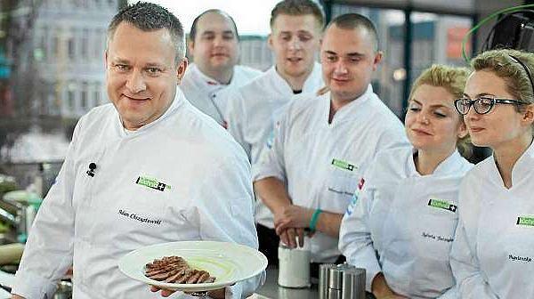 Warsztaty smaku: kuchnia polska z Adamem Chrząstowskim
