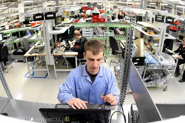 Firma Jabil, która ma siedzibę przy ul. Fordońskiej zatrudnia teraz 1000 osób.