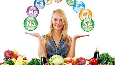 Składniki mineralne są w diecie równie ważne, jak witaminy. Często jednak o tym zapominamy