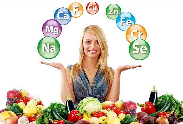 Makroelementy: minerały niezbędne do życia