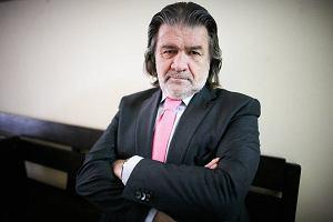 Syn by�ego premiera: B�d� skar�y� Rutkowskiego i TVN
