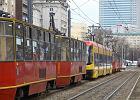 Nowy tramwaj już jeździ. Wagony od razu się wypełniły