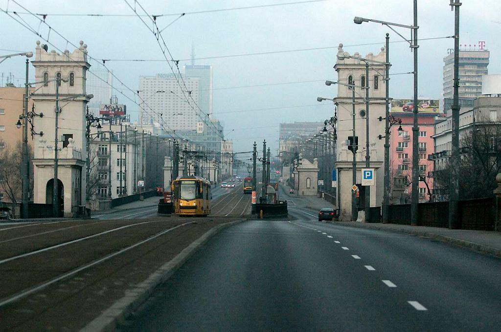 Start 7. Półmaratonu Warszawskiego zlokalizowano na Moście Poniatowskiego. Będziemy się mogli poczuć jak na maratonie w Nowym Jorku.