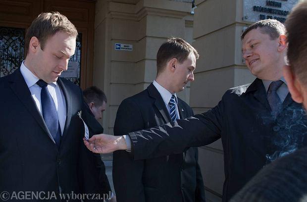 Poseł Marcin Mastalerek był prezesem PiS w okręgu łódzkim