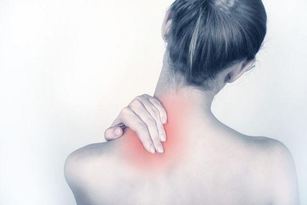 Mięśnie Szyi Ból Ból Szyi Połączony z