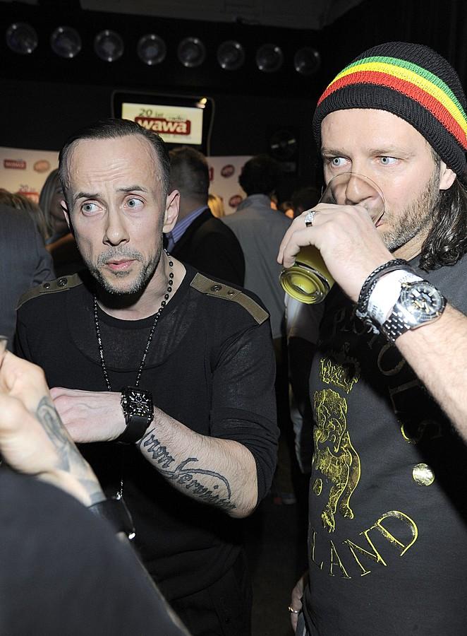 Nergal Adam Darski, Majdan Radoslaw Radek