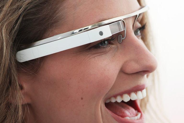 Okulary rozszerzonej rzeczywistości Google
