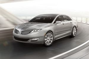 Salon Nowy Jork 2012 | Lincoln MKZ