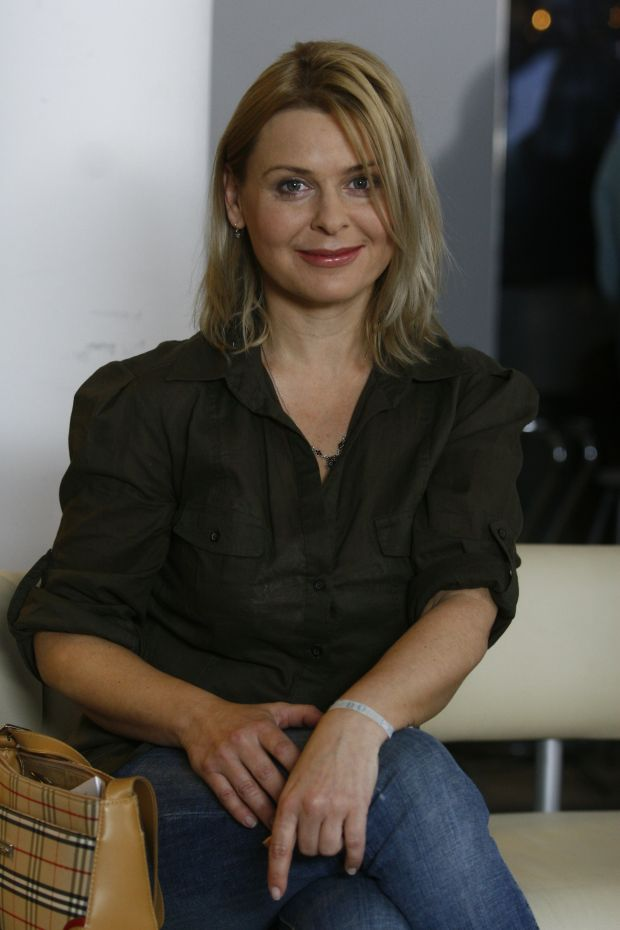 Agnieszka Robotka-Michalska W Serialu Labirynt Ewa Glinicka