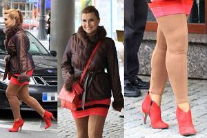 Kr�lowa kiczu ZNOWU w akcji! 5 powod�w, dla kt�rych Katarzyna Skrzynecka powinna zainwestowa� w stylist�!
