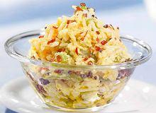 Ostry ryż curry z jogurtem - ugotuj