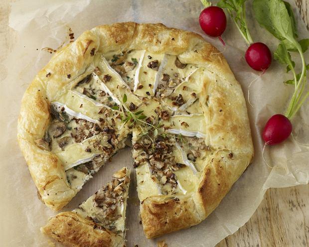 Camembert, brie i gorgonzola - ple�niowe trio