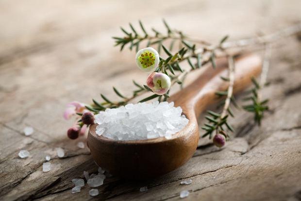 Smak słony - skarbnica soli mineralnych