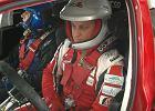 Maciej Rze�nik testowa� Mini WRC