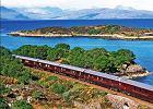 Szkocja. Royal Scotsman - luksusowy pociąg po Szkocji [EKSKLUZYWNE WYPRAWY]