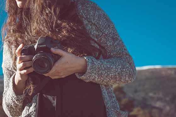 Blogi modowe = piękne zdjęcia