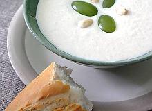 Zupa migdałowa - ugotuj
