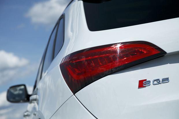 Audi SQ5 | Test -