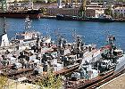 Sewastopol - Flota Czarnomorska pod rosyjsk� bander�