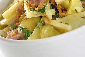 Szwajcarska sałatka ziemniaczana