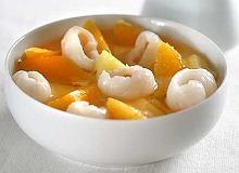 Owoce w syropie (deser wietnamski) - ugotuj