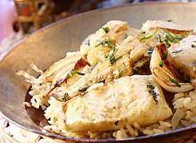 Zapiekanka rybno-ryżowa - ugotuj