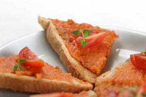 Tost pomidorowy