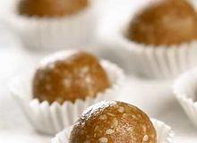 Sezamowe kuleczki - ugotuj