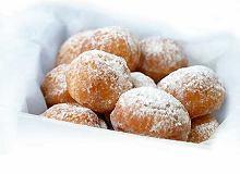 Gorące mini doughnuts (amerykańskie pączki) - ugotuj