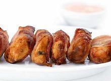 Medaliao (grillowane piersi kurczaka w boczku) - ugotuj