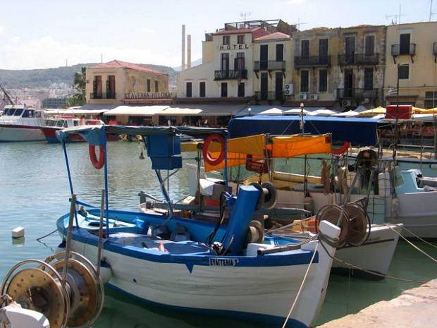 Kreta: 3 porty w 3 dni