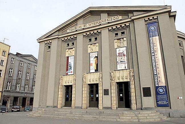 Znalezione obrazy dla zapytania teatr śląski im. st. wyspiańskiego