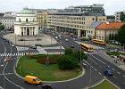 Plac Trzech Krzyży bez parkingu podziemnego