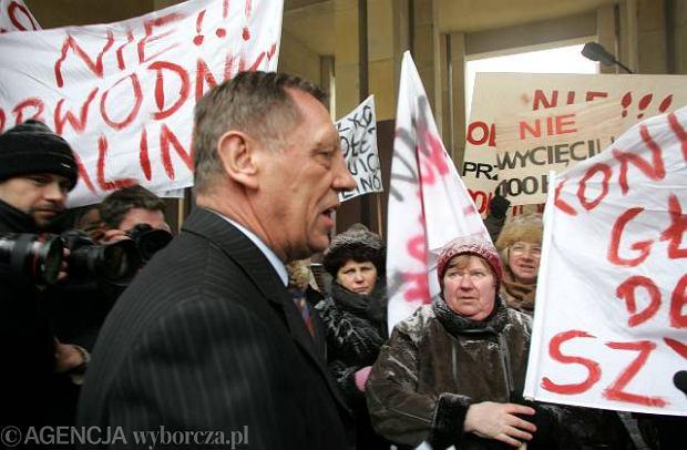 Weso�a obwodnica ministra Szyszki