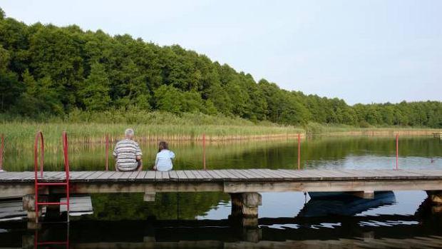 Pojezierze ��czy�sko - W�odawskie. W�r�d bagien, las�w i jezior